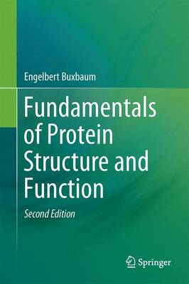 Fundamentals of Protein Structure and Function (Hardback)