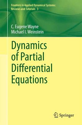 Dynamics of Partial Differential Equations - Frontiers in Applied Dynamical Systems: Reviews and Tutorials 3 (Paperback)