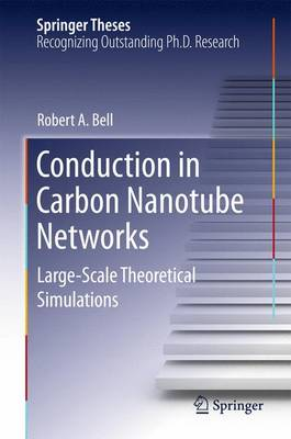 Conduction in Carbon Nanotube Networks: Large-Scale Theoretical Simulations - Springer Theses (Hardback)