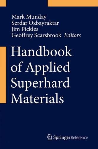 Handbook of Applied Superhard Materials 2018