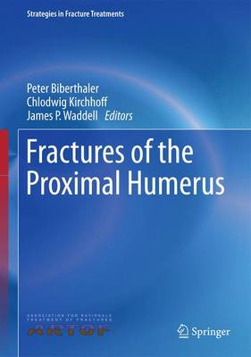 Fractures of the Proximal Humerus - Strategies in Fracture Treatments (Hardback)