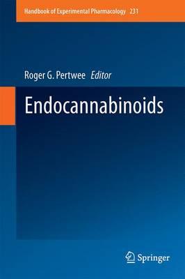 Endocannabinoids - Handbook of Experimental Pharmacology 231 (Hardback)