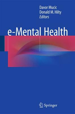 e-Mental Health (Hardback)