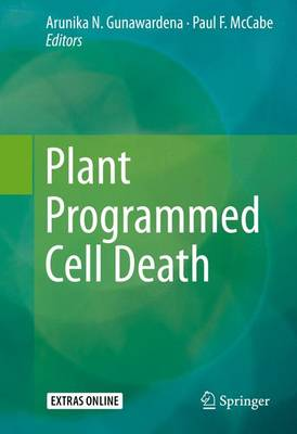 Plant Programmed Cell Death (Hardback)