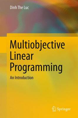 Multiobjective Linear Programming: An Introduction (Hardback)