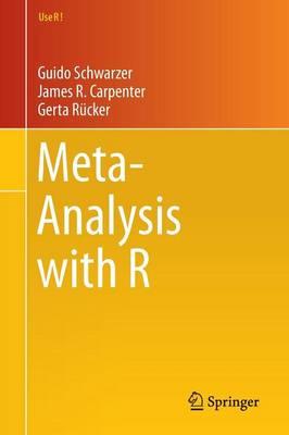 Meta-Analysis with R - Use R! (Paperback)