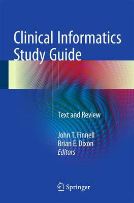 Clinical Informatics Study Guide: Text and Review (Paperback)
