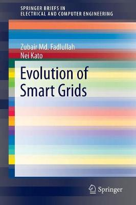 Evolution of Smart Grids - SpringerBriefs in Electrical and Computer Engineering (Paperback)