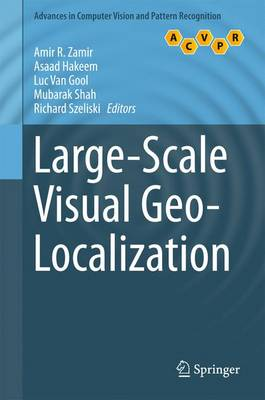 Large-Scale Visual Geo-Localization - Advances in Computer Vision and Pattern Recognition (Hardback)