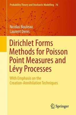 Dirichlet Forms Methods for Poisson Point Measures and Levy Processes: With Emphasis on the Creation-Annihilation Techniques - Probability Theory and Stochastic Modelling 76 (Hardback)