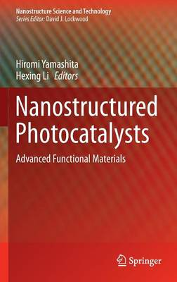 Nanostructured Photocatalysts: Advanced Functional Materials - Nanostructure Science and Technology (Hardback)