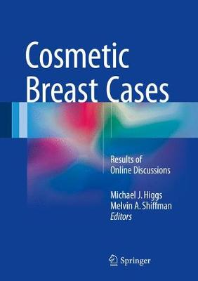 Cosmetic Breast Cases: Results of Online Discussions (Hardback)