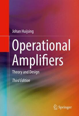 Operational Amplifiers: Theory and Design (Hardback)