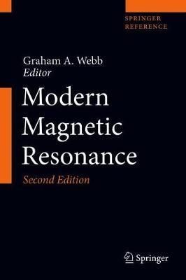 Modern Magnetic Resonance - Modern Magnetic Resonance (Hardback)