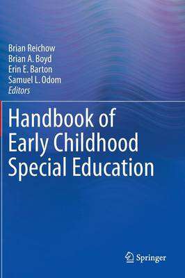 Handbook of Early Childhood Special Education (Hardback)