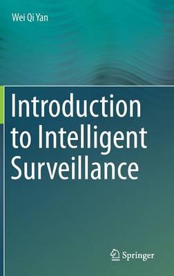 Introduction to Intelligent Surveillance (Hardback)