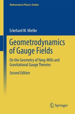 Geometrodynamics of Gauge Fields: On the Geometry of Yang-Mills and Gravitational Gauge Theories - Mathematical Physics Studies (Hardback)