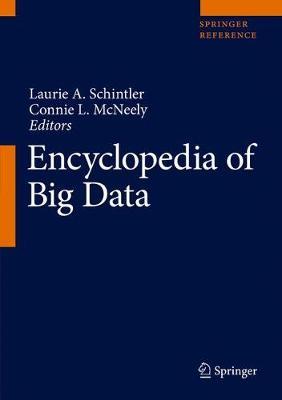 Encyclopedia of Big Data - Encyclopedia of Big Data