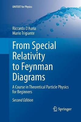 From Special Relativity to Feynman Diagrams: A Course in Theoretical Particle Physics for Beginners - UNITEXT for Physics (Paperback)