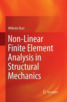 Non-Linear Finite Element Analysis in Structural Mechanics (Paperback)