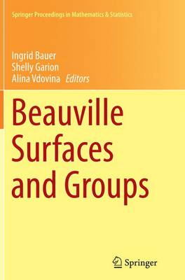 Beauville Surfaces and Groups - Springer Proceedings in Mathematics & Statistics 123 (Paperback)
