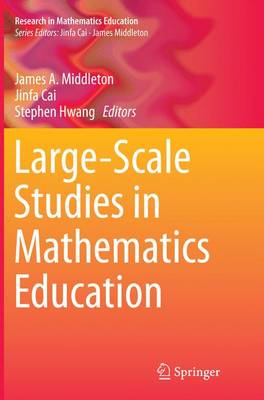 Large-Scale Studies in Mathematics Education - Research in Mathematics Education (Paperback)
