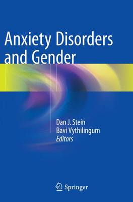 Anxiety Disorders and Gender (Paperback)