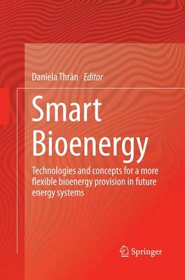 Smart Bioenergy: Technologies and concepts for a more flexible bioenergy provision in future energy systems (Paperback)