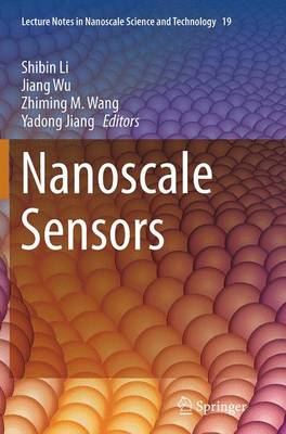 Nanoscale Sensors - Lecture Notes in Nanoscale Science and Technology 19 (Paperback)