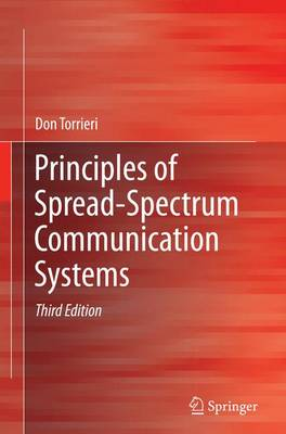 Principles of Spread-Spectrum Communication Systems (Paperback)