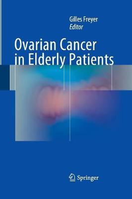 Ovarian Cancer in Elderly Patients (Paperback)