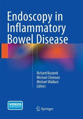 Endoscopy in Inflammatory Bowel Disease (Paperback)