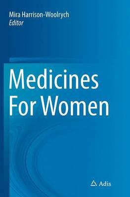 Medicines For Women (Paperback)