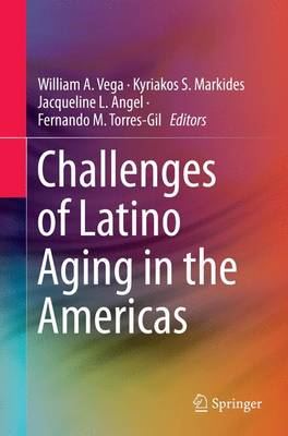 Challenges of Latino Aging in the Americas (Paperback)