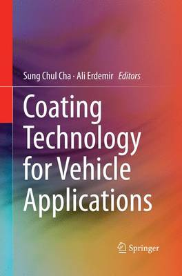 Coating Technology for Vehicle Applications (Paperback)