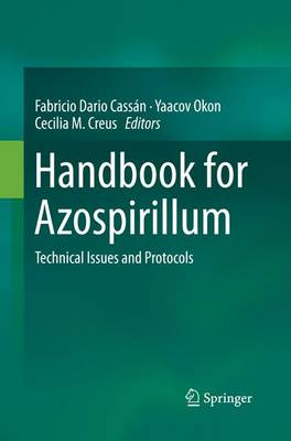 Handbook for Azospirillum: Technical Issues and Protocols (Paperback)