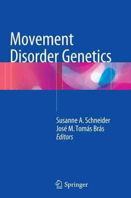 Movement Disorder Genetics (Paperback)