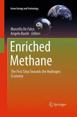Enriched Methane: The First Step Towards the Hydrogen Economy - Green Energy and Technology (Paperback)