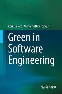 Green in Software Engineering (Paperback)