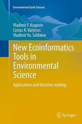 New Ecoinformatics Tools in Environmental Science: Applications and Decision-making - Environmental Earth Sciences (Paperback)