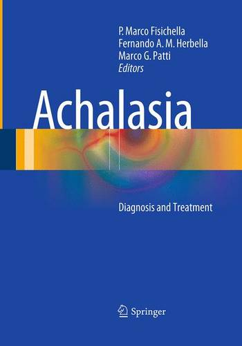 Achalasia: Diagnosis and Treatment (Paperback)
