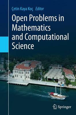 Open Problems in Mathematics and Computational Science (Paperback)