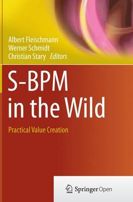 S-BPM in the Wild: Practical Value Creation (Paperback)