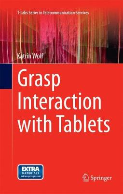 Cover Grasp Interaction with Tablets - T-Labs Series in Telecommunication Services