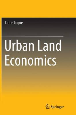 Urban Land Economics (Paperback)