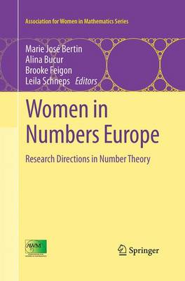 Women in Numbers Europe: Research Directions in Number Theory - Association for Women in Mathematics Series 2 (Paperback)