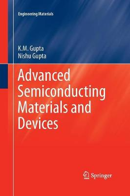 Advanced Semiconducting Materials and Devices - Engineering Materials (Paperback)