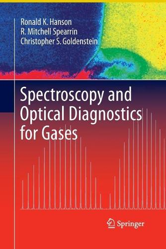 Spectroscopy and Optical Diagnostics for Gases (Paperback)