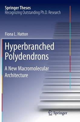 Hyperbranched Polydendrons: A New Macromolecular Architecture - Springer Theses (Paperback)