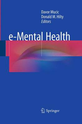 e-Mental Health (Paperback)